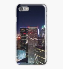 Dallas Skyline  iPhone Case/Skin