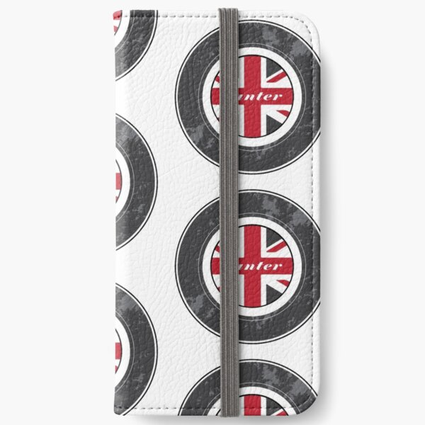 UK Banter - Red iPhone Wallet