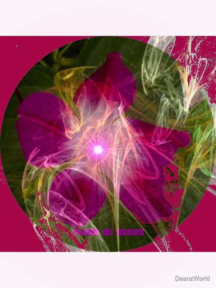 Fleur de Deans Abst by DeanzWorld
