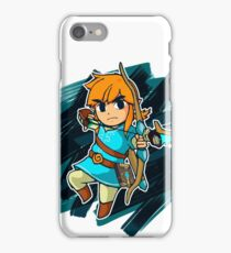 Toon Breath iPhone Case/Skin
