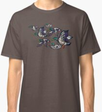 Male Mallard ducks Classic T-Shirt