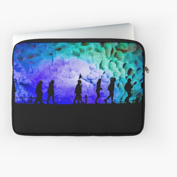 Single File Army in the Dark Laptop Sleeve