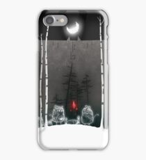 Magical forest ceremony iPhone Case/Skin
