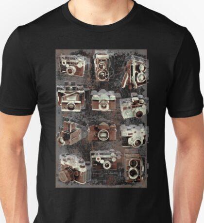 Vintage cameras T-Shirt