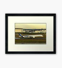 Airbus A350 Framed Print