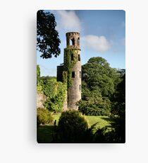 Blarney Castle - County Cork, Ireland Canvas Print
