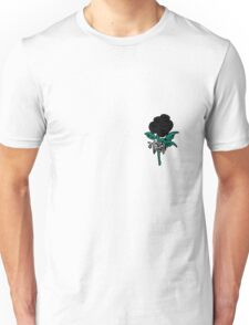 TASE Black Rose Unisex T-Shirt