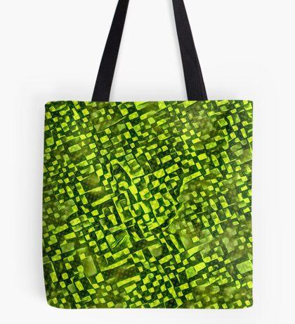 Cubismish cat Tote Bag