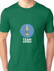 Team Groom Stagparty R8h55 Unisex T-Shirt
