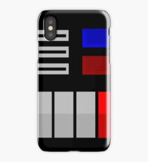 Darth Vader's Chest Panel iPhone Case/Skin
