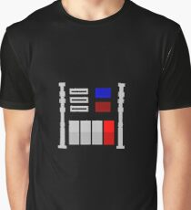 Darth Vader's Chest Panel Graphic T-Shirt