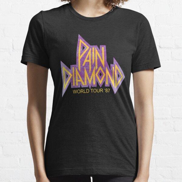 Pain Diamond - World Tour '87 Essential T-Shirt
