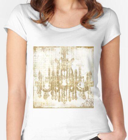 Fairytale Ballroom Women's Fitted Scoop T-Shirt
