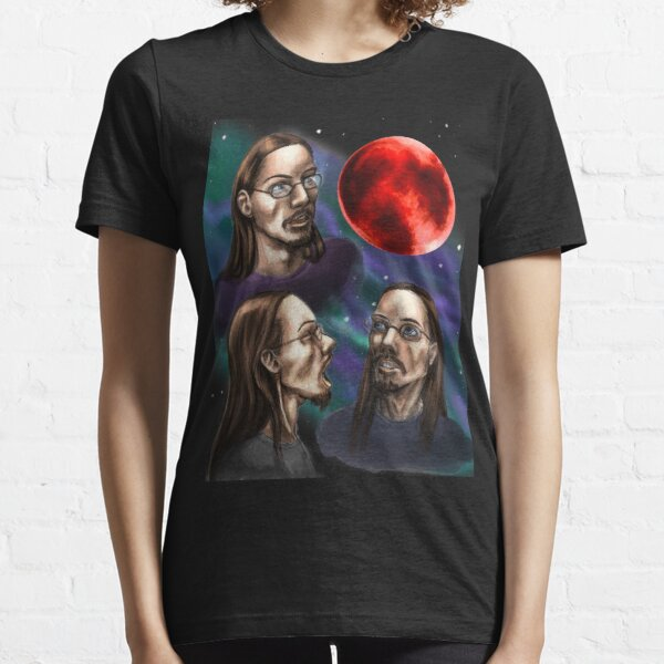 3 BloodMoon Essential T-Shirt