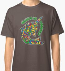Narwhal Believes in You Classic T-Shirt