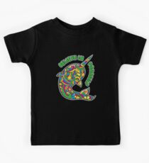 Narwhal Believes in You Kids Tee