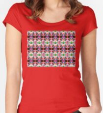 the city ll 2 Women's Fitted Scoop T-Shirt