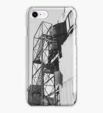 Urban Exploration - Factory Side iPhone Case/Skin