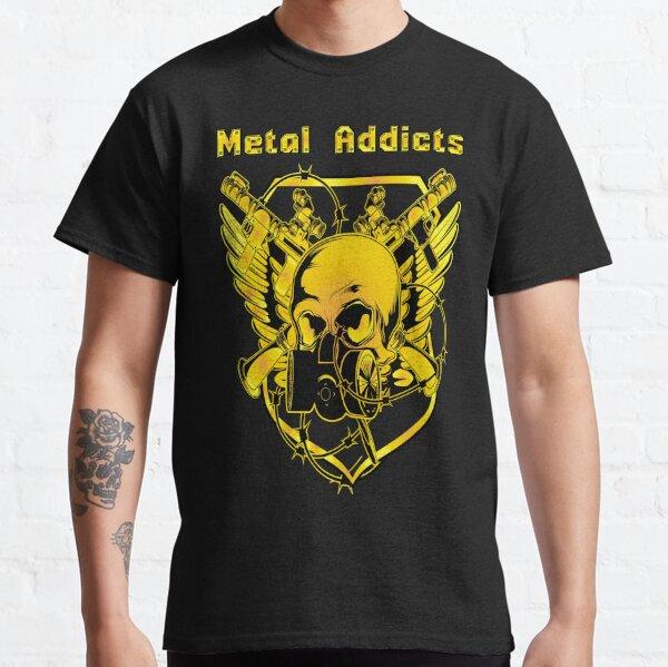 Metal Addicts Classic T-Shirt