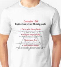 Canada 150 for Aboriginals Unisex T-Shirt