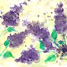 Lilacs in Bloom by artdamnit