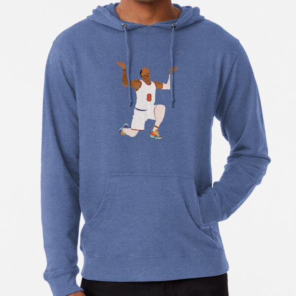 The Silo Navy Cleveland Bron /& Kyrie /& Kevin Hooded Sweatshirt