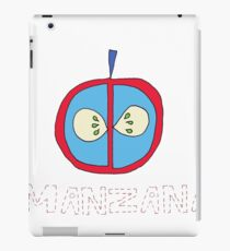 Manzana iPad Case/Skin