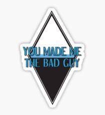 Set It Off Bad Guy Sticker