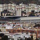 La Rosaleda Stadium, Malaga (2) by wiggyofipswich