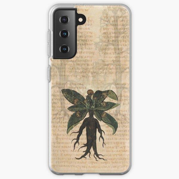 Medieval Mandrake Man Samsung Galaxy Soft Case