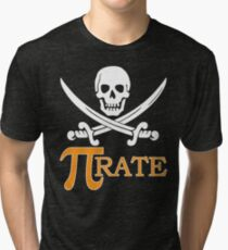 Pi-rate Tri-blend T-Shirt