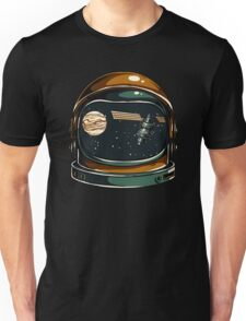 Into Space-helmet Unisex T-Shirt