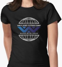 Weyland Yutani - World Gradient Logo T-Shirt