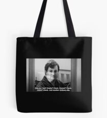 """Peep Show Mark """"Just another ordinary day."""" Print Tote Bag"""
