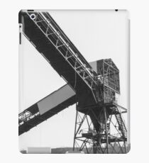Urban Exploration - Industrial Tower iPad Case/Skin