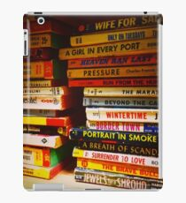 Pulp Novels iPad Case/Skin