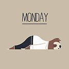Monday by Teo Zirinis