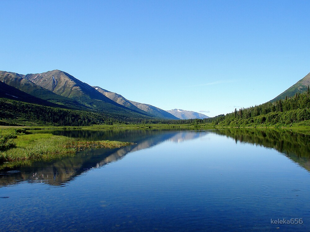 Alaska Waters by keleka656