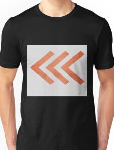 Arrows in Red Rock Unisex T-Shirt