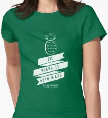 I've Heard it Both Ways Women's Fitted T-Shirt