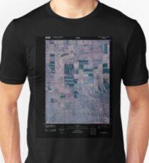 USGS TOPO Map Colorado CO Dead Horse Springs 20100917 TM Inverted Unisex T-Shirt