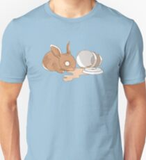 Coffy Rabbit Unisex T-Shirt