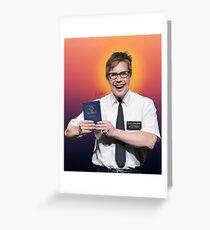 Elder Cunningham (Brian Sears) Greeting Card