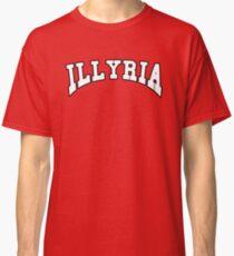 Illyria Logo She's The Man Classic T-Shirt