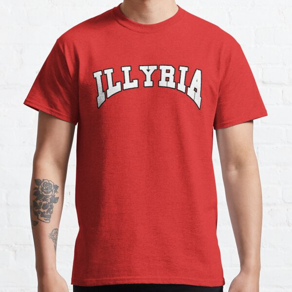 Illyria Logo She's The Man Classic T-Shirt