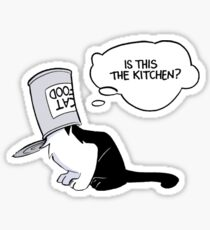 Is This The Kitchen? Sticker