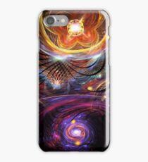 solar winds  iPhone Case/Skin