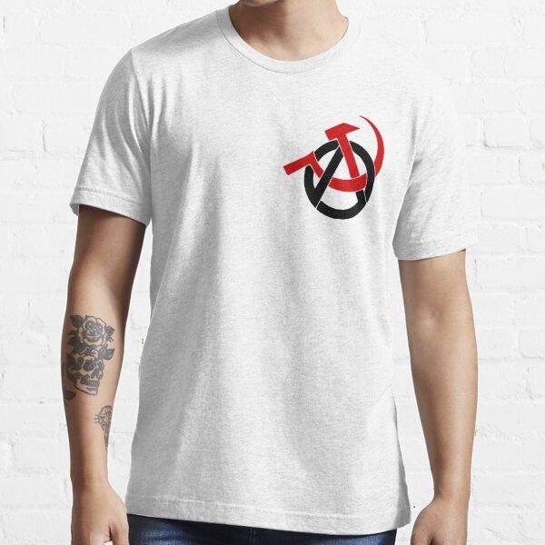 Comunismo de Anarcho Camiseta esencial