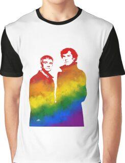 Johnlock Graphic T-Shirt