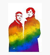 Johnlock Photographic Print